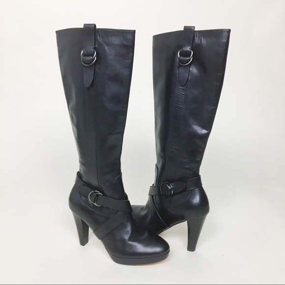 2d6589bbe3fa Cole Haan Shoes - Cole Haan Nike Air Knee High Boots